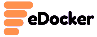 eDocker logo